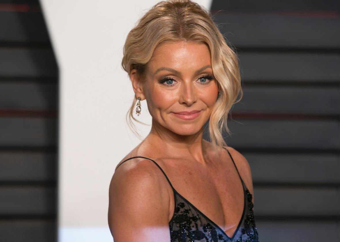 kelly ripa interview