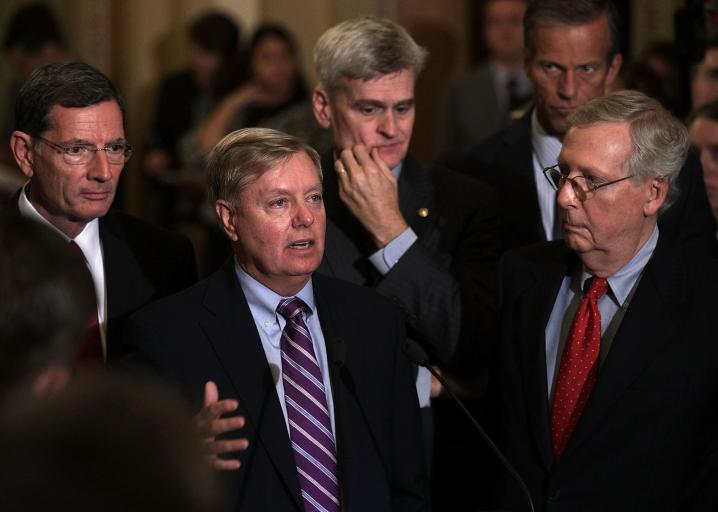 the disastrous obamacare bill How much of a surprise was the better care reconciliation act, the senate's  super-secret health-care bill, which mitch mcconnell, the majority.