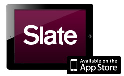 Download Slate's iPad app