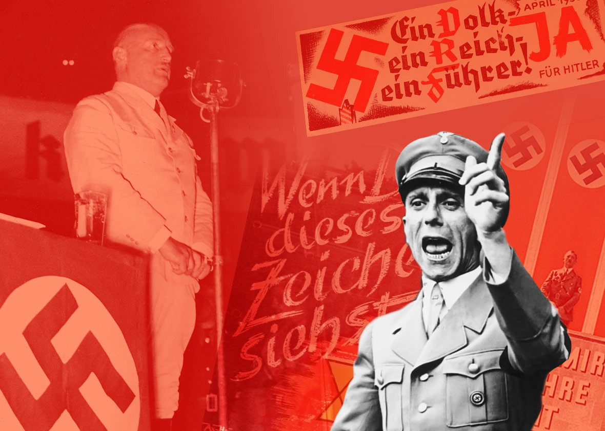 how successful was nazi propaganda from We also show that it was probably nazi schooling that was most effective, and not  radio or cinema propaganda where schooling could tap into.