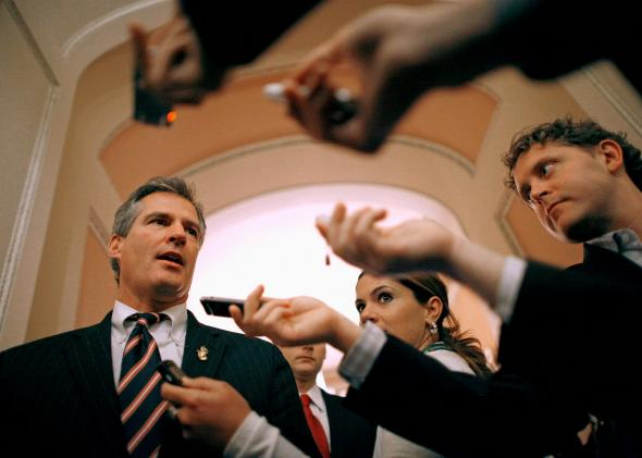 107704739-sen-scott-brown-talks-with-reporters-after-a-closed