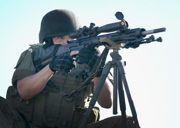 Firearms Sales People Around Ferguson Are Still Buying Lots Of Guns