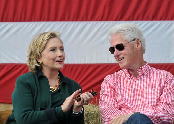 455461936-former-president-bill-clinton-and-his-wife-former
