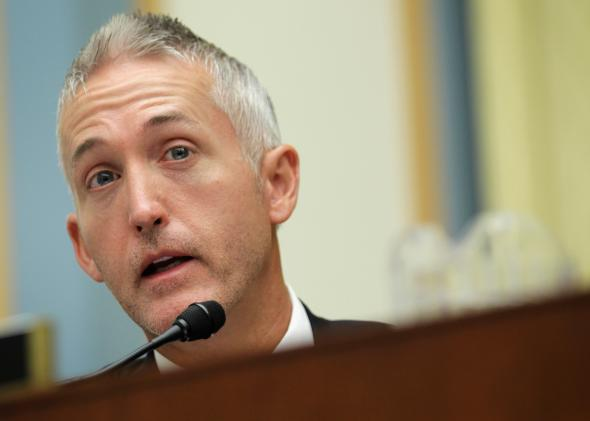 (UPDATED) Fleming Says Trey Gowdy Is Quitting The House After 2016, Gowdy's Staff Denies It