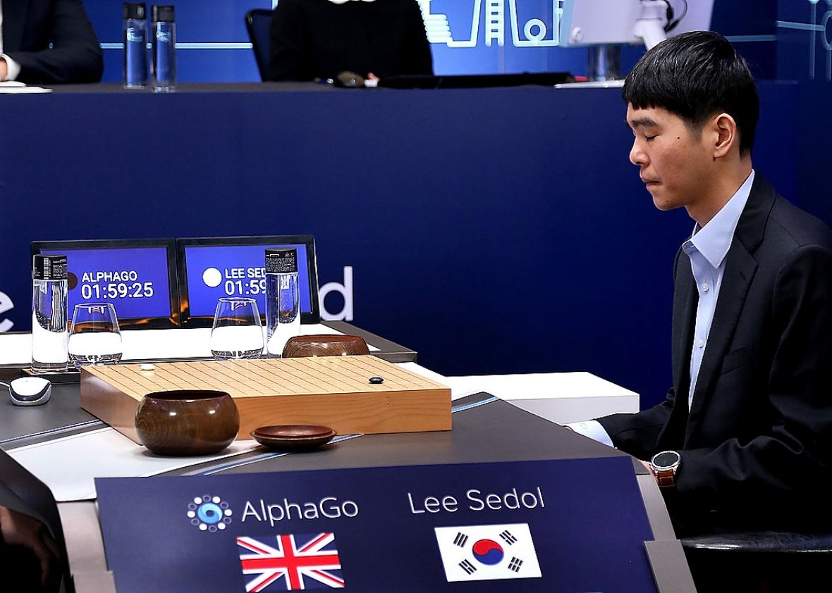AlphaGo vs. Lee Se-dol