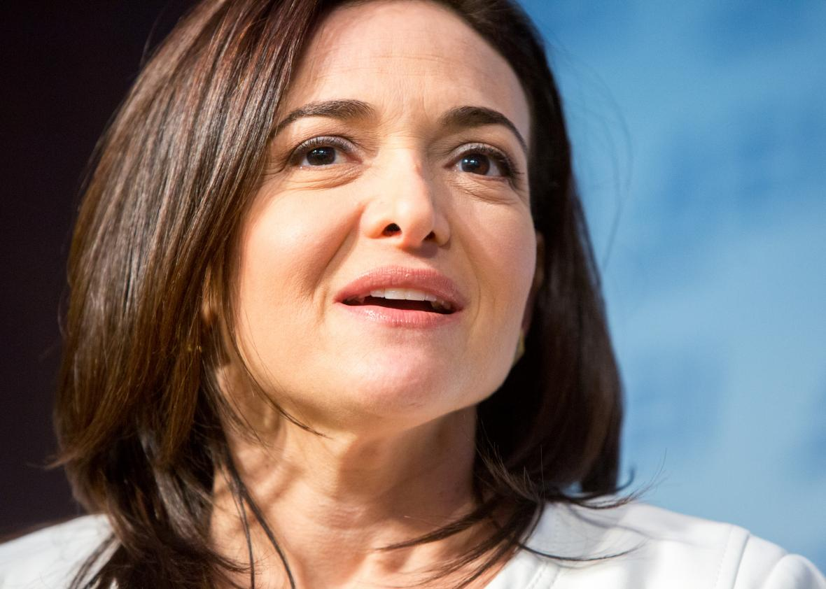 Sheryl Sandberg donates $100 million in Facebook stock