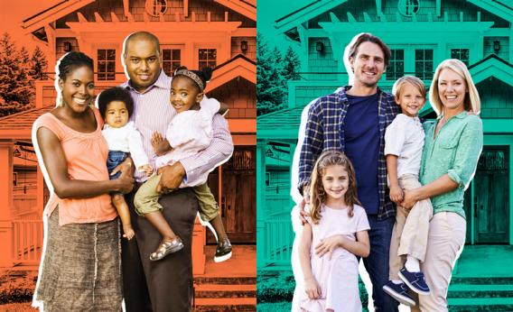 Why the middle-class black neighborhood doesn't exist in the white imagination: