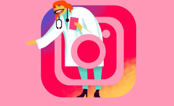 Medical students who are popular on Instagram are endorsing products. Is that ethical?