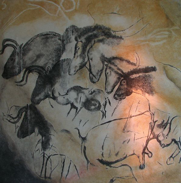 Art Indian Cave Drawings