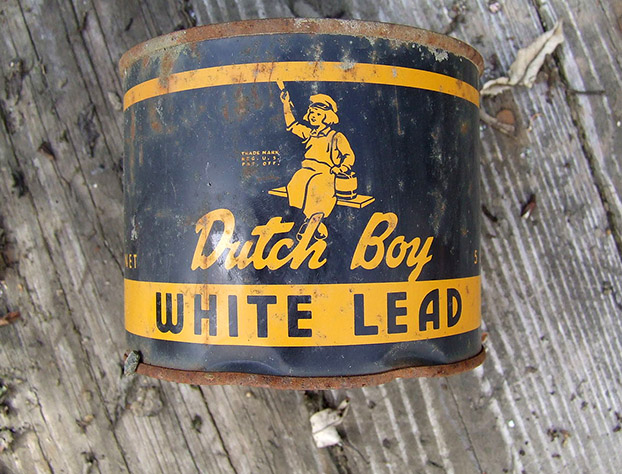 lead poisoning a history of lead in pipes makeup cups