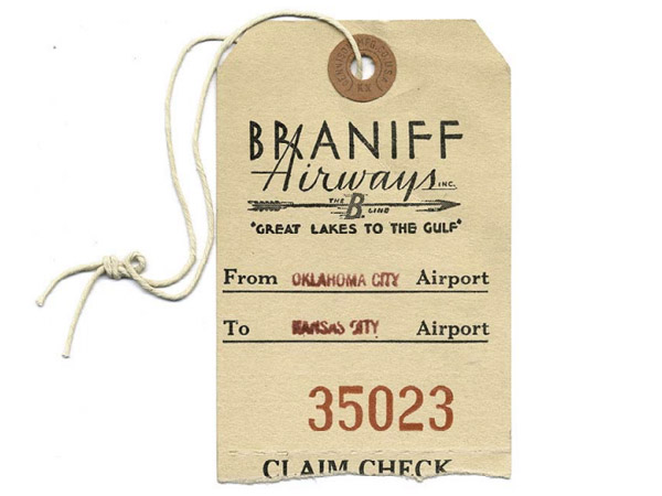 Airline Baggage Tags How Their Brilliant Design Gets Bags From
