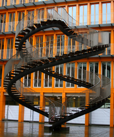Crazy Staircases: Cool Stairways From Around The World.