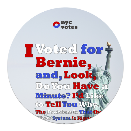 1604167_BB_ivoted_rigged honest \u201ci voted\u201d stickers for the new york primary,I Voted Sticker Meme