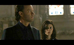 Tom Hanks and Audrey Tautou in The Da Vinci Code. Click image to expand.