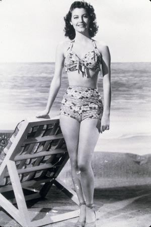 History of the Bikini Swimsuit