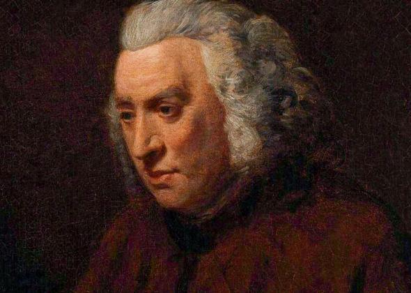 Samuel Johnson shakespeare