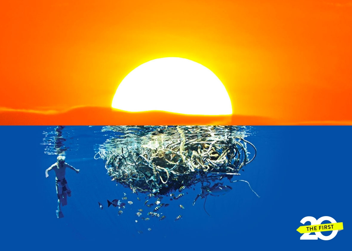 The Great Pacific Garbage Patch was the myth we needed to ...