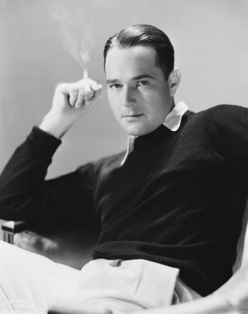 American actor William Haines