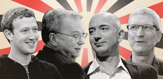¿Regreso al pasado en las empresas del futuro? Las dudosas consecuencias de las estrategias de diversificación de los gigantes de Internet: Amazon, Google y Facebook