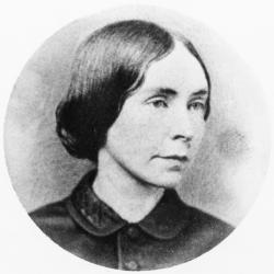 Lew Wallace's wife, Susan.