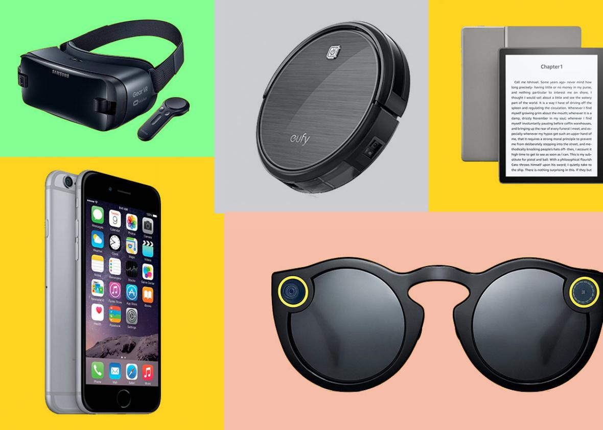 Gadget Gifts For Less Than 250