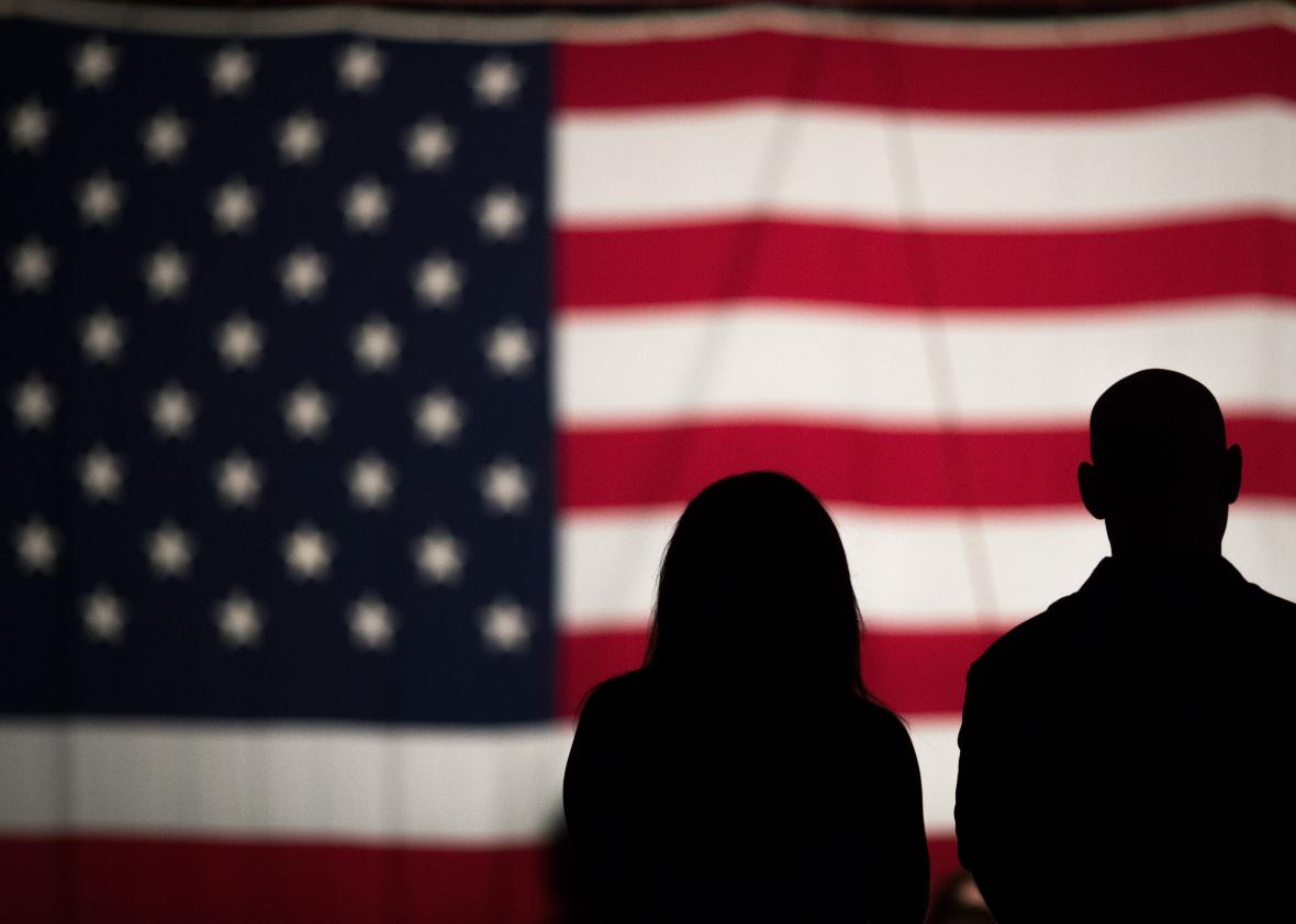 534790562-couple-views-a-large-american-flag-set-up-on-the