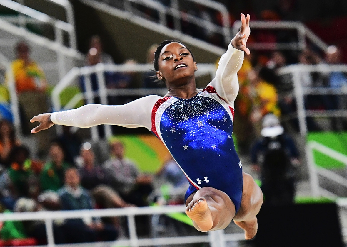 Simone Biles is the greatest of all time, but her win at the Rio ...