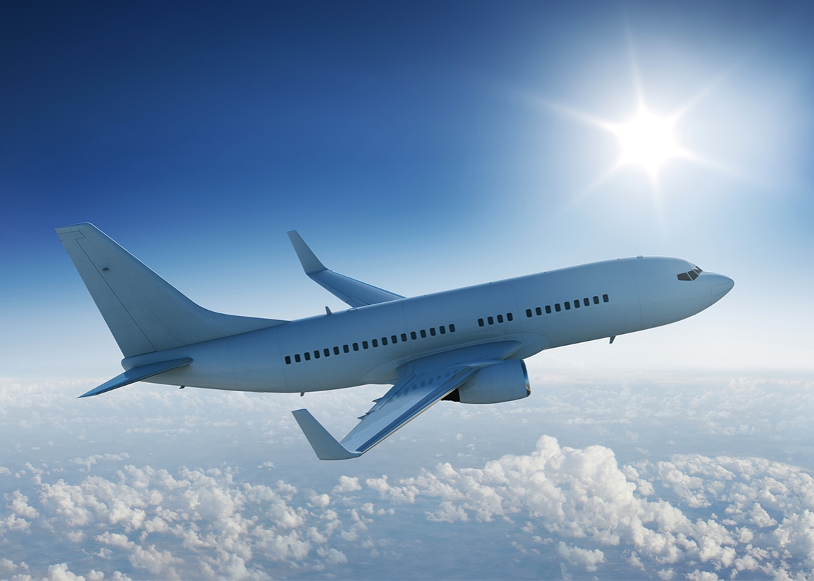 Ever Wondered Why Air Planes Are Commonly White In Color