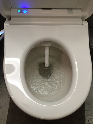 toilets that clean your bum