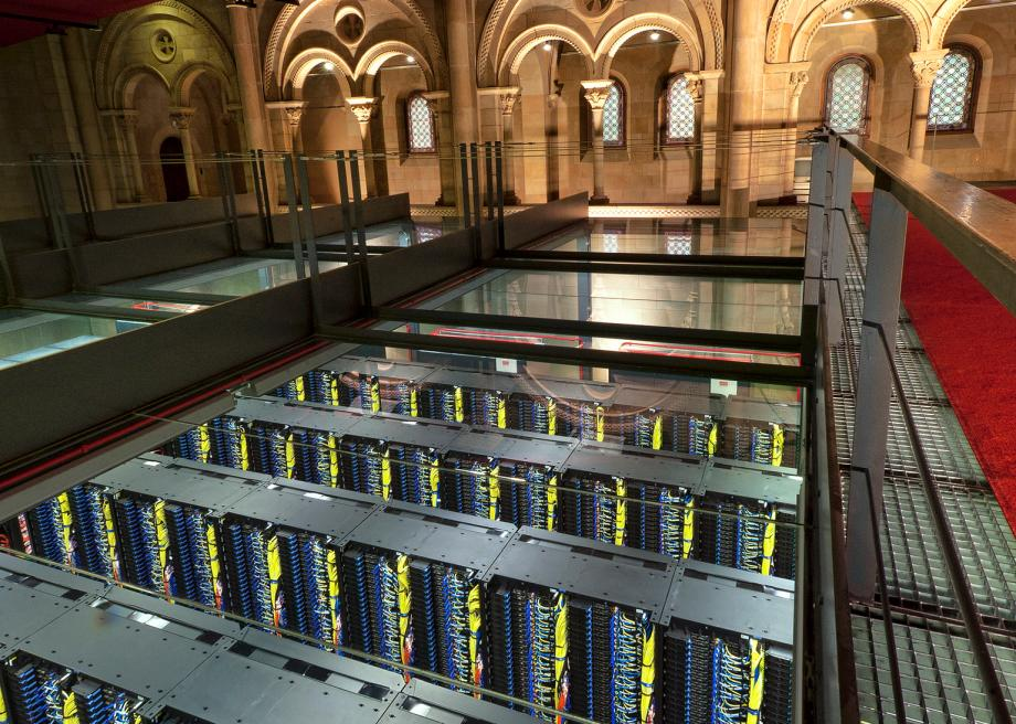 Image result for Barcelona Supercomputing Center